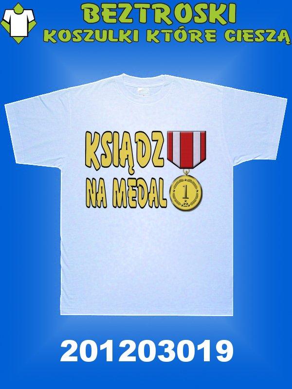 koszulka dla księdza