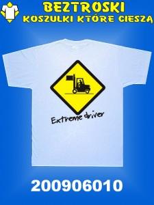 koszulki dla kierowców wózków widłowych