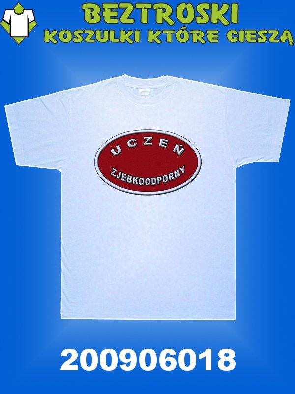 koszulki dla uczniów