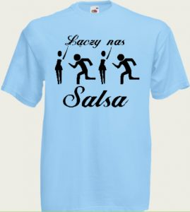 koszulka taniec
