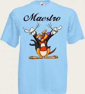 koszulka dyrygent maestro