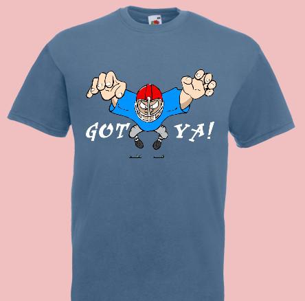footbal t-shirts