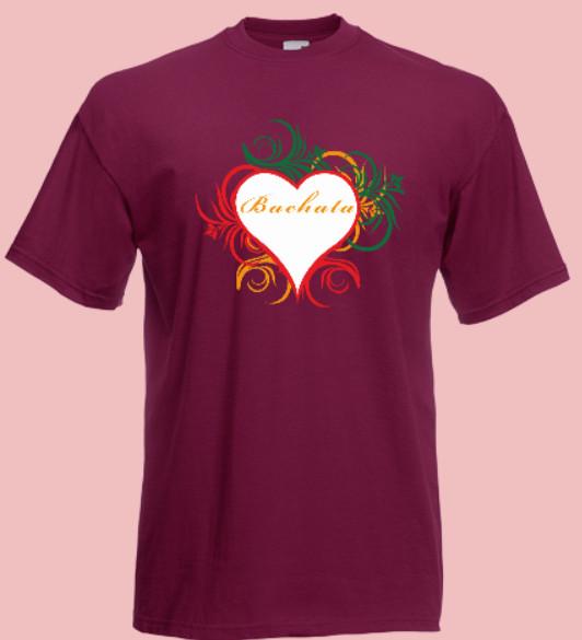 t-shirt bachata