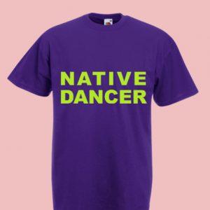 koszulka dla tancerza