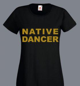 koszulka dla tancerki