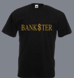 koszulka bankster