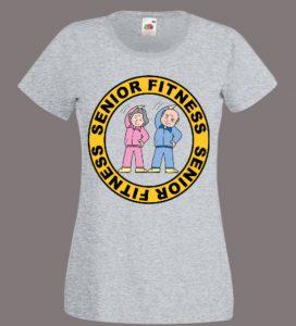 koszulka dla babci na gimnastykę