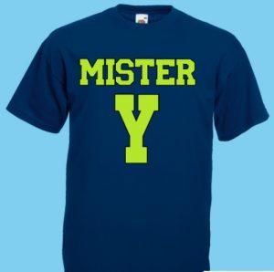 koszulka mister y