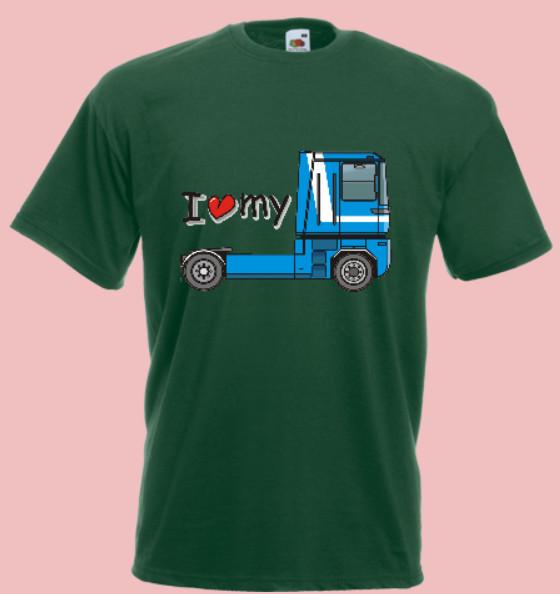 koszulka tir kierowca