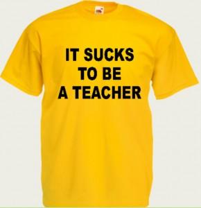 koszulka dla nauczyciela angielskiego