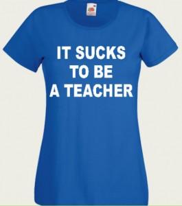 bluzka na prezent dla nauczyciela