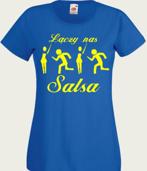 koszulka damska salsa
