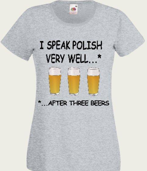 bluzka i speak polish