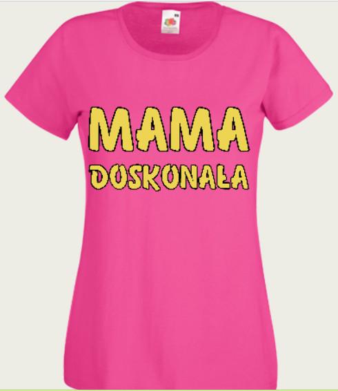 koszulka mama doskonała