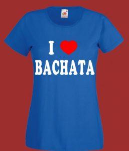 bluzka i love bachata