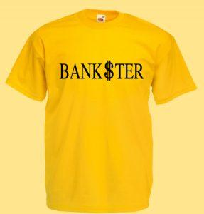 koszulki dla bankierów