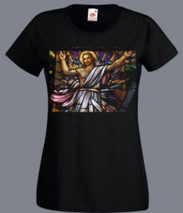 Jezus Zmartwychwstały - koszulka