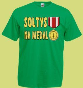 koszulka sołtys medal