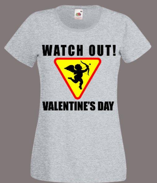 koszulka znak amor walentynki